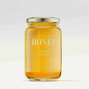 Fresh Organic Honey