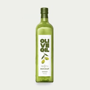 Natural Extracted Olive Oil